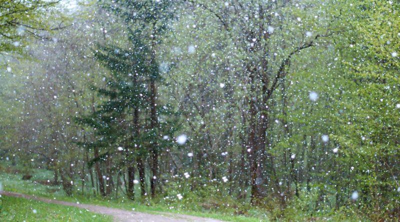 Schlechtes Wetter in Niedersachsen