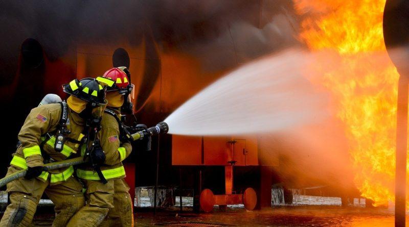 Der Spatenstich für die neue Feuerwehrwache war am 6.12.2019!