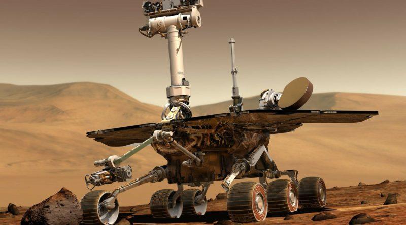 Komm mit auf einen fernen Planeten  – Mission Mars