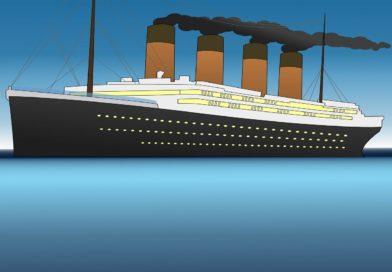 Titanic Beitrag von Luke und Mattheo