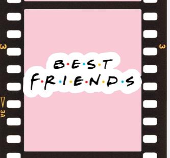 Lieblingsfilme/Serien meiner besten Freunde
