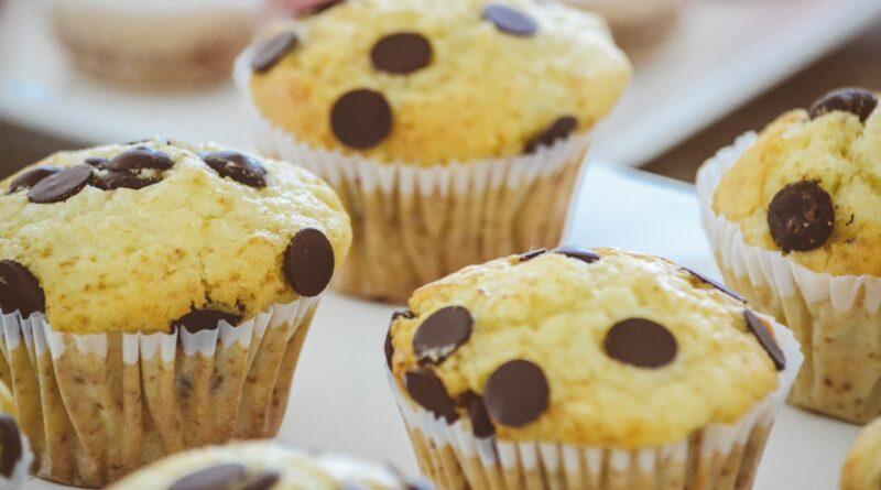 Tassenkuchen mit Schokostückchen
